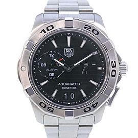 Tag Heuer Aquaracer WAP 111 Z.BA 0831 Mens 38mm Watch