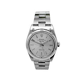 Rolex Airking 14000 Unisex 34mm Watch