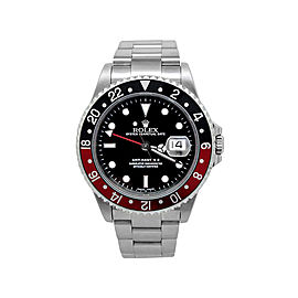 Rolex GMT-Master II 16710 Mens 40mm Watch