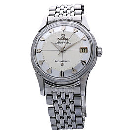 Omega Constellation Calendar 14393 Vintage 34mm Mens Watch