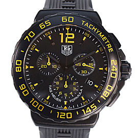 Tag Heuer Formula 1 CAU 111 E Mens 41.5mm Watch