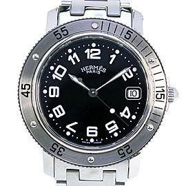 Hermes Clipper Diver CL 7.710 Mens 37mm Watch