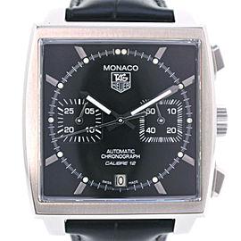 Tag Heuer Monaco CAW 2110. FC 6177 39mm Mens Watch