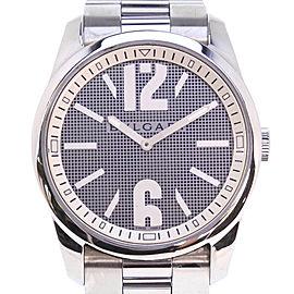 Bulgari Solo Tempo ST37S 42mm Mens Watch