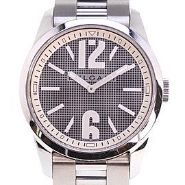 Bulgari Solo Tempo ST37S 37mm Mens Watch