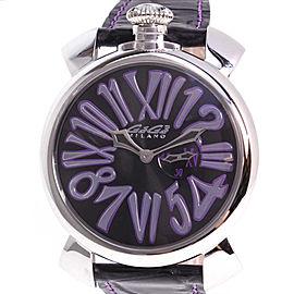 Gaga Milano Manuare 5084 46mm Mens Watch