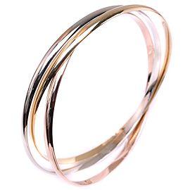 CARTIER Blur Rubbed 18K RG Bracelet