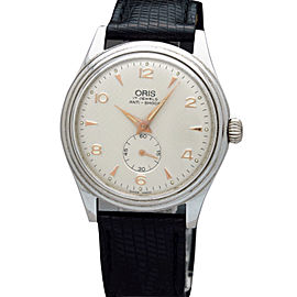 Oris 7427-40 Vintage 34mm Mens Watch