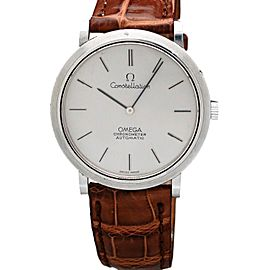Omega Constellation 157.0001 1972 Vintage 34mm Mens Watch