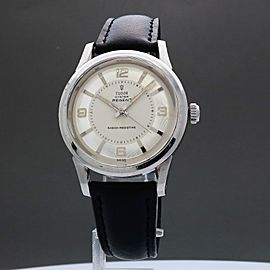 Tudor Oyster Regent 7959 34mm Mens Watch Vintage 1963