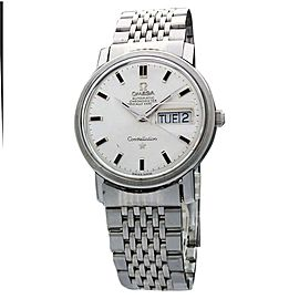 Omega Constellation 168.016 1969 Vintage 34mm Mens Watch 1969
