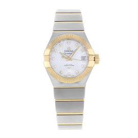 Omega Constellation 123.20.27.20.55.002 27mm Womens Watch