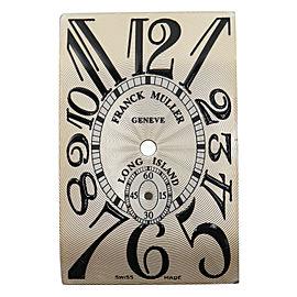 Franck Muller Long Island Champagne 19 x 30 mm Women's Watch Dial