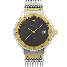 Hublot MDM Classic Senyora Steel Yellow Gold Quartz Ladies Watch 1390.100.2