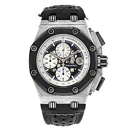 Audemars Piguet Royal Oak Offshore Titanium Ceramic Watch 26078I0.D001VS.01
