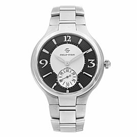 Philip Stein Signature Novalties Steel Quartz Mens Watch 43-MBW-SS