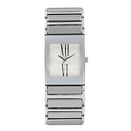 Rado Integral Jubile Stainless Steel Quartz Ladies Watch R20745722