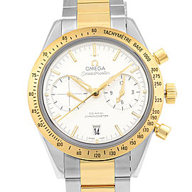 Omega Speedmaster '57 Steel 18K !Yellow Gold Automatic Watch 331.20.42.51.02.001