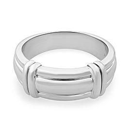Scott Kay Platinum 19.9g Wedding Mens Ring SZ11