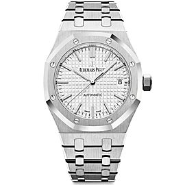Audemars Piguet Royal Oak Silver Dial Mens Watch 15500ST.OO.1220ST.04