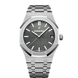 Audemars Piguet Royal Oak Black Dial Mens Watch 15500ST.OO.1220ST.03