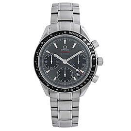 Omega Speedmaster Steel Grey Dial Automatic Mens Watch 323.30.40.40.06.001