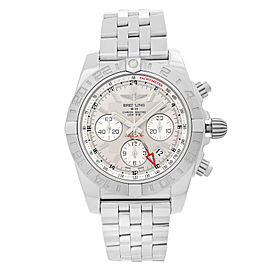 Breitling Chronomat 44 GMT Automatic Mens Watch AB042011/G745-375A