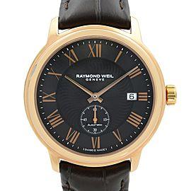 Raymond Weil Maestro Rose Gold-Tone Steel Automatic Mens Watch 2238-PC5-00209