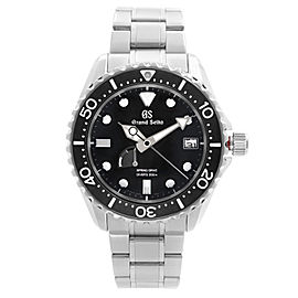 Grand Seiko Spring Drive Sport Collection Steel Mens Watch SBGA229