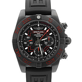 Breitling Chronomat 01 Japan PVD Steel Limited Edition Mens Watch MB0141B8/BD57