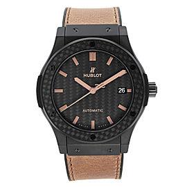 Hublot Classic Fusion Special Edition Black Dial Men Watch 511.CQ.1790.VR.PLP16