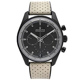 Zenith El Primero Range Rover 42mm Ceramic Grey Dial Watch 24.2040.400/27.R797