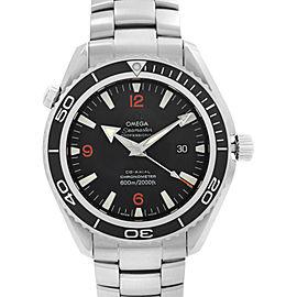 Omega Seamaster Planet Ocean 600M 45mm Steel Black Dial Mens Watch 2200.51.00