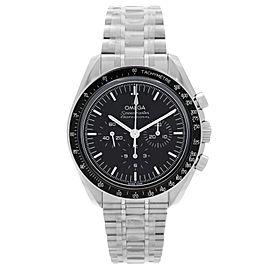 Omega Speedmaster Moonwatch Steel Black Dial Hand-wind Watch 310.30.42.50.01.002