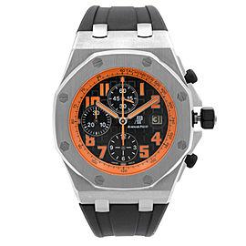 Audemars Piguet Royal Oak Volcano Steel Automatic Watch 26170ST.OO.D101CR.01