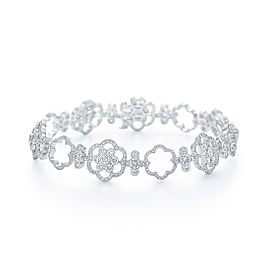 Kwiat 18k White Gold Bracelet From The Oasis Collection