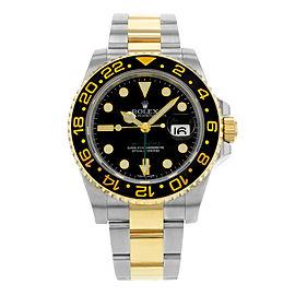 Rolex GMT-Master II 116713LN 2014 40mm Mens Watch
