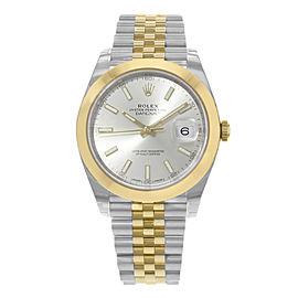 Rolex Datejust 126303 41mm Mens Watch