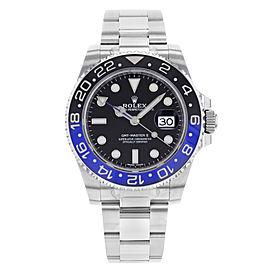 Rolex GMT-Master II 116710BL 40mm Mens Watch