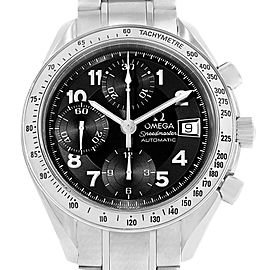Omega Speedmaster 3513.52.00 Stainless Steel Automatic 39mm Mens Watch