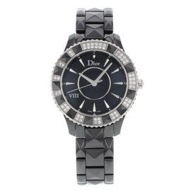 Christian Dior VIII CD1241E0C001 38mm Womens Watch