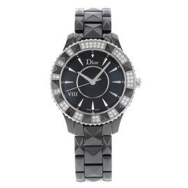 Christian Dior VIII CD1241E0C001 38mm Womens Watch