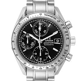 Omega Speedmaster Date Automatic Steel Mens Watch 3513.50.00
