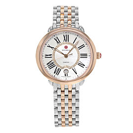 Michele Serein MWW21B000048 36mm Womens Watch