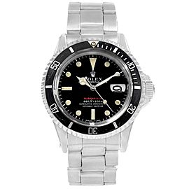 Rolex Submariner 1680 Vintage 40mm Mens Watch