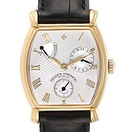 Vacheron Constantin Jubilee 240 Yellow Gold Mens Watch 47240