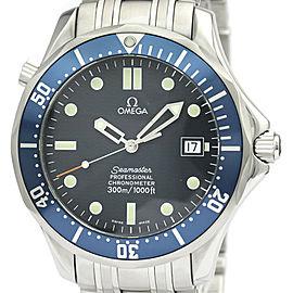 Polished OMEGA Seamaster Professional 300M Automatic Mens Watch 2531.80