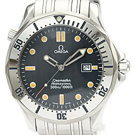 OMEGA Seamaster Stainless steel Professional 300M Quartz Watch