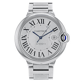 Cartier Ballon Bleu W69012Z4 42mm Mens Watch