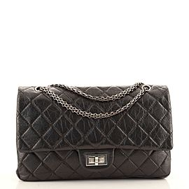 Chanel Reissue 2.55 Flap Bag Quilted Aged Calfskin 227